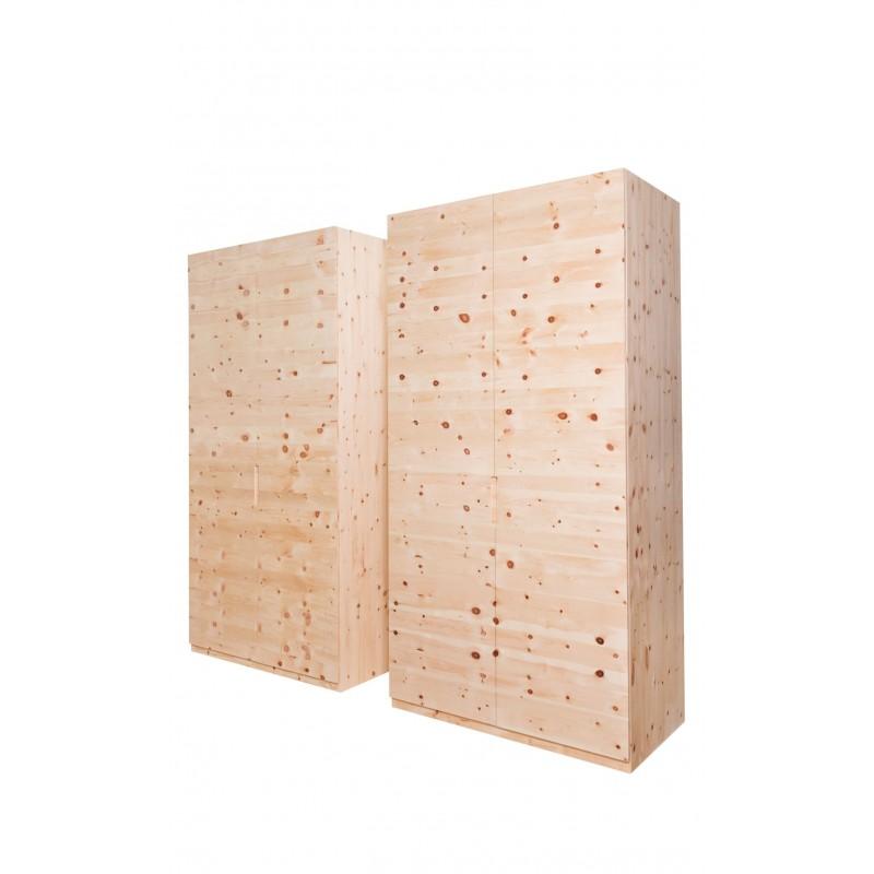 Zirbenkasten aus reinem Massivholz.