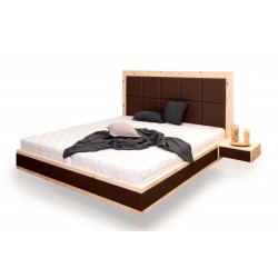 ZIRBENBETT BOXSPRING-OPTIK...
